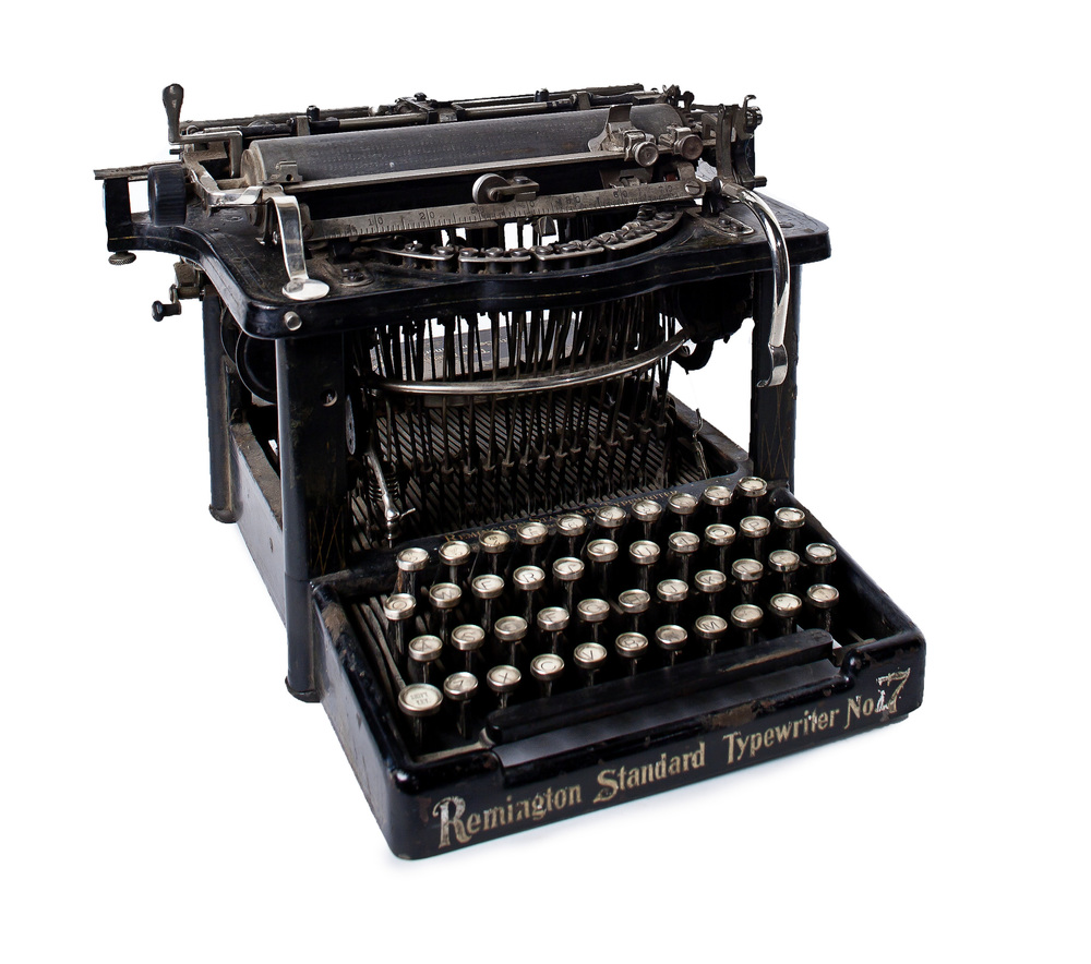 'Remington' Typewriter