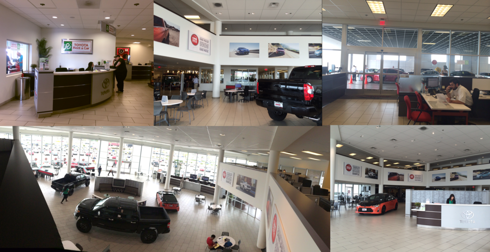 On-Site Research - Not only did we have to gain buy-in from the General Managers at each dealership, but we had to ensure the program could be effectively executed in each unique space to reduce shopping anxiety for customers without creating cumbersome work for the dealership employees.