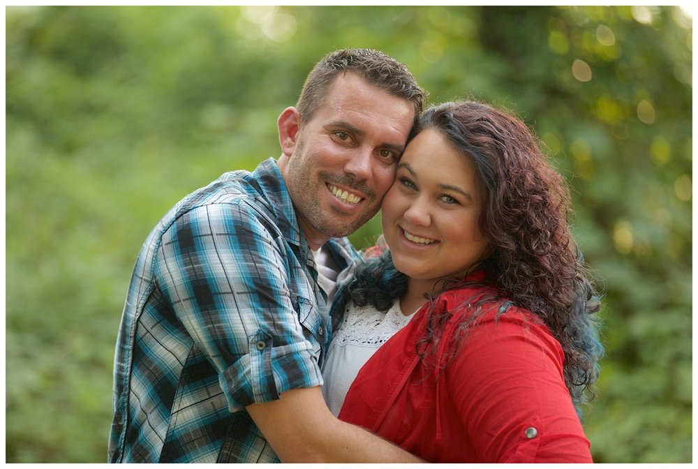 chesapeake engagement photography