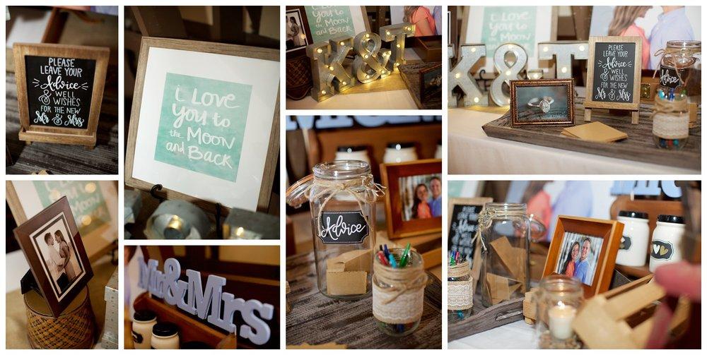 Virginia Beach Wedding Photographer, Grey, Blue, White & Rustic