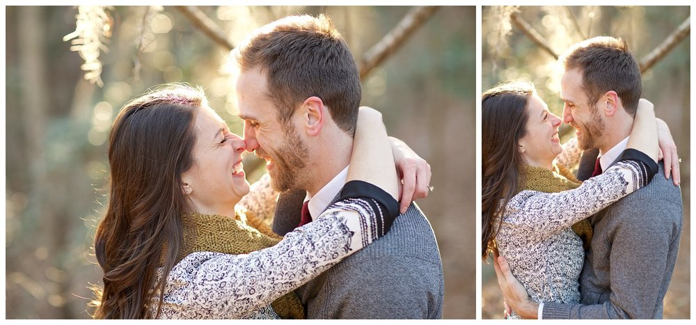 first-landing-virginia-beach-winter-engagement-session