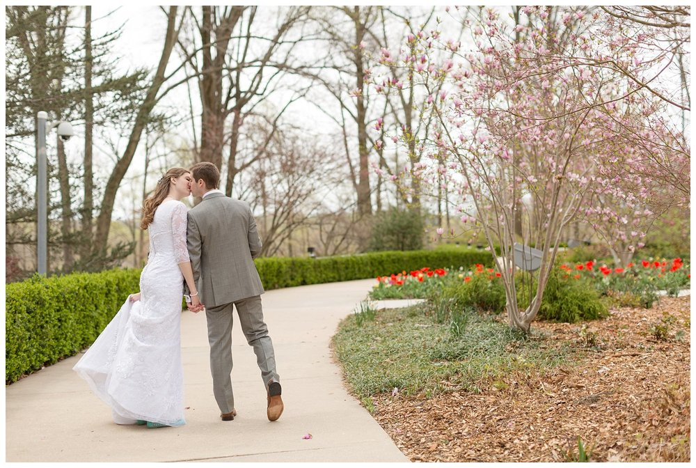 Washington DC LDS Temple Wedding