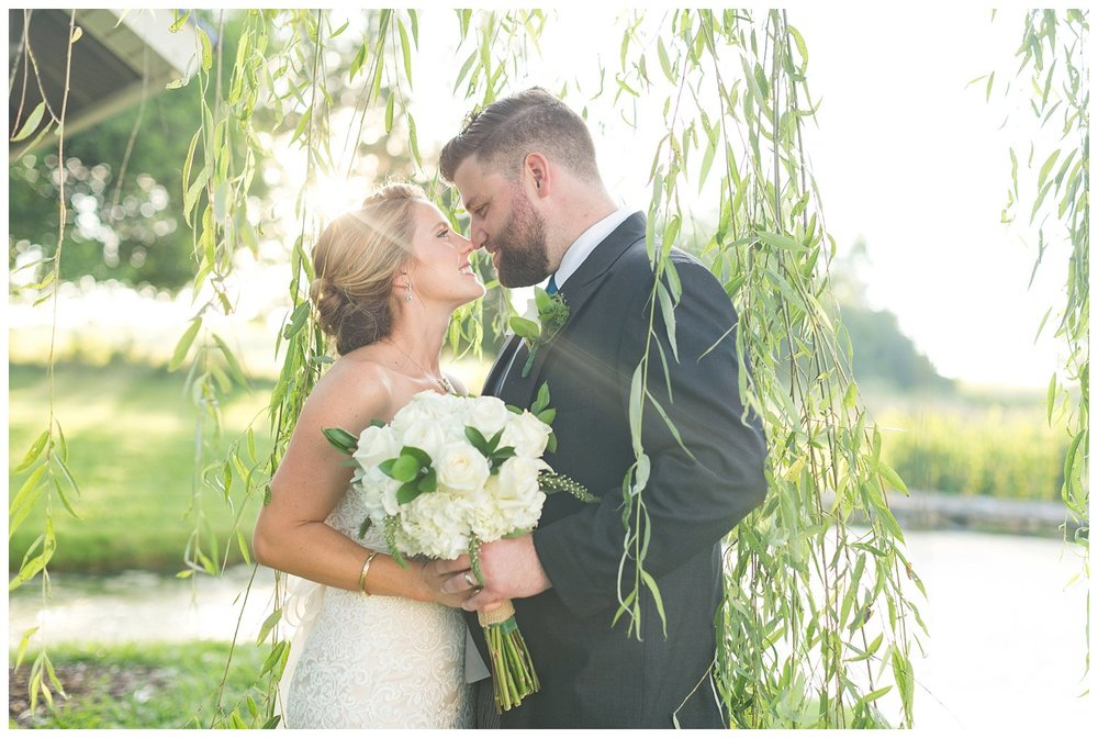 the barn at mill creek virginia wedding