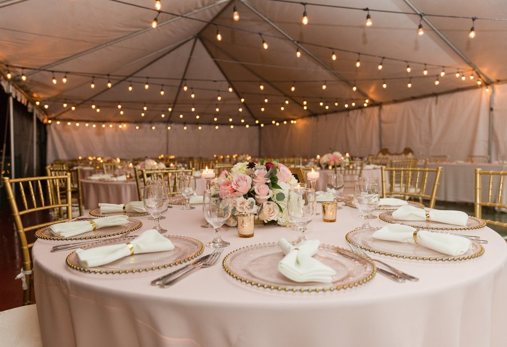 blush detailed table