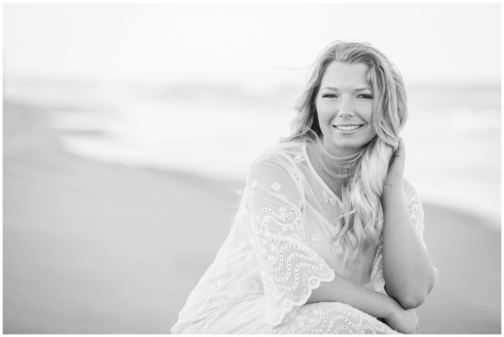 virginia beach sandbridge senior photography