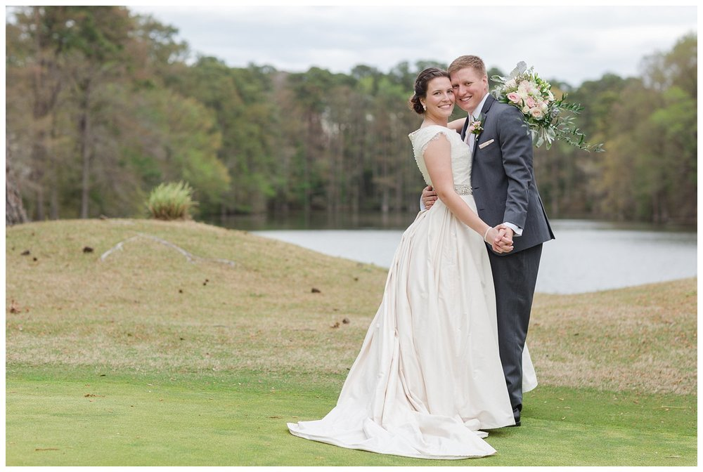 virginia beach cypress point country club wedding photography