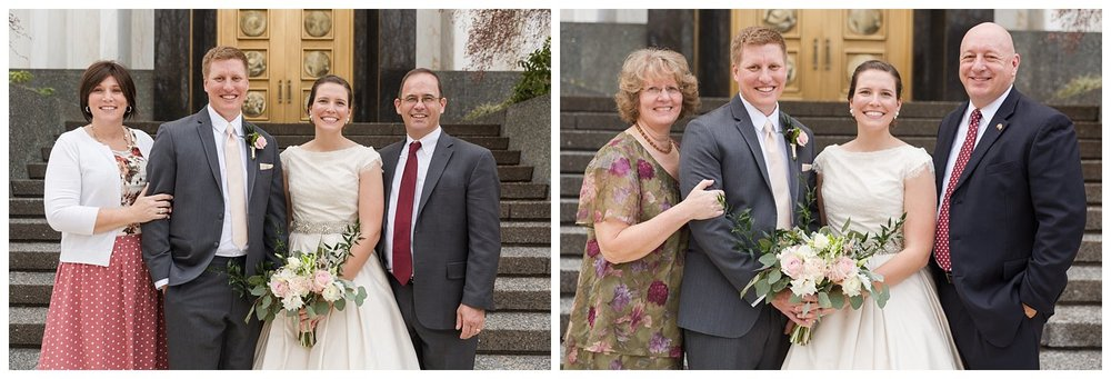 washington dc temple lds mormon wedding photography