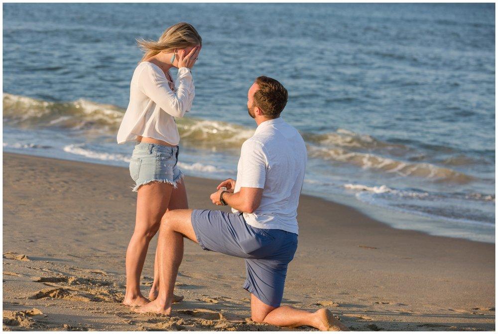 virginia beach surprise proposal photographer