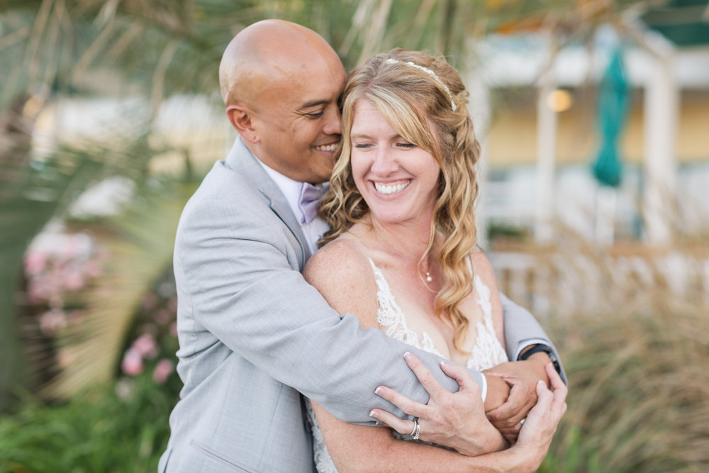Amy + Joe - Virginia Beach Wedding