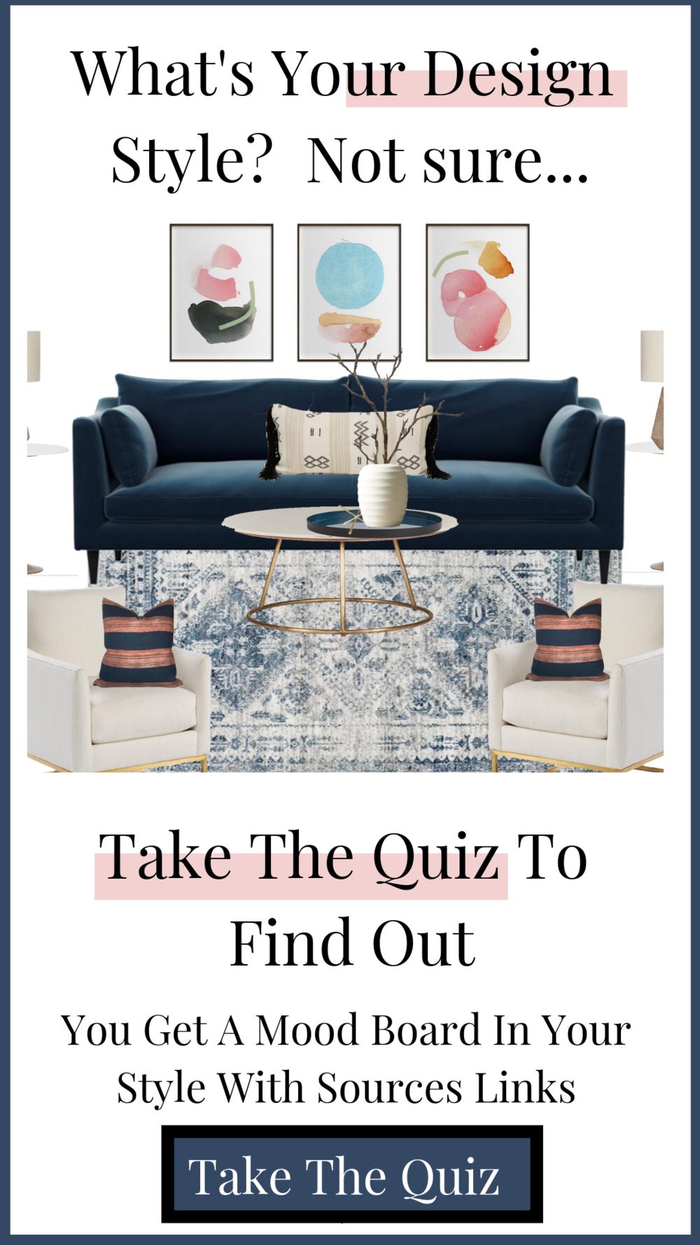 Interior Design Sales Quiz