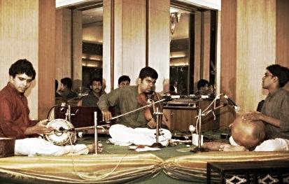 Karthick Iyer - Violinist - IndoSoul