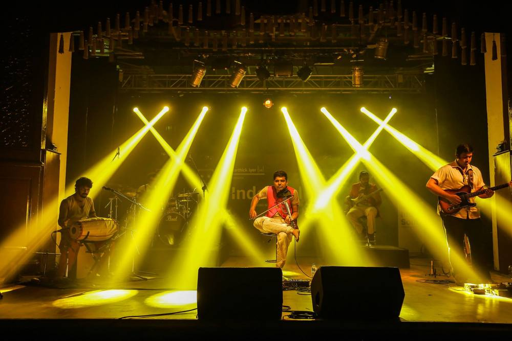 Live Fusion Music Concert In Chennai