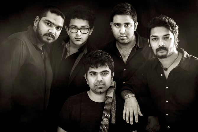 Music Band Chennai Karthick Iyer Live