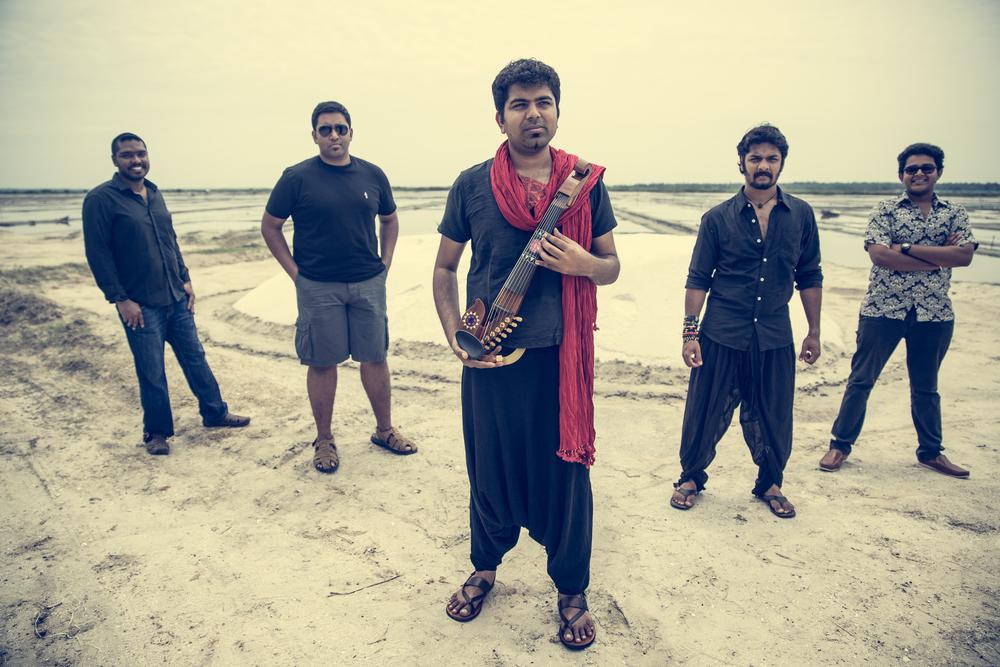 Karthick Iyer Live, Music Band Chennai