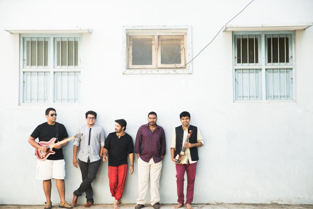 Fusion Band Chennai | IndoSoul | Karthick Iyer Live