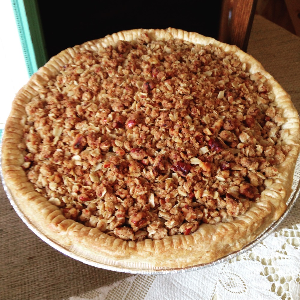 Apple Crumble Pie.JPG