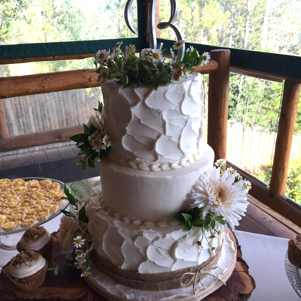 Handcraft Cakes Rustic Wedding Cake.jpg