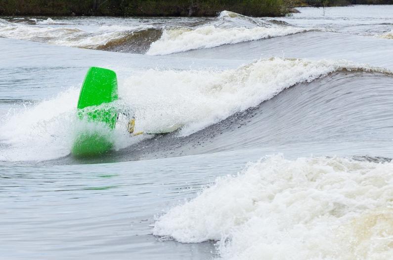 Steve on Surfers 3