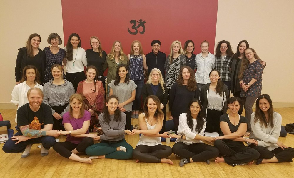 Happy June 2018 teacher training graduates, with our beloved Nalanda teachers graduation day!