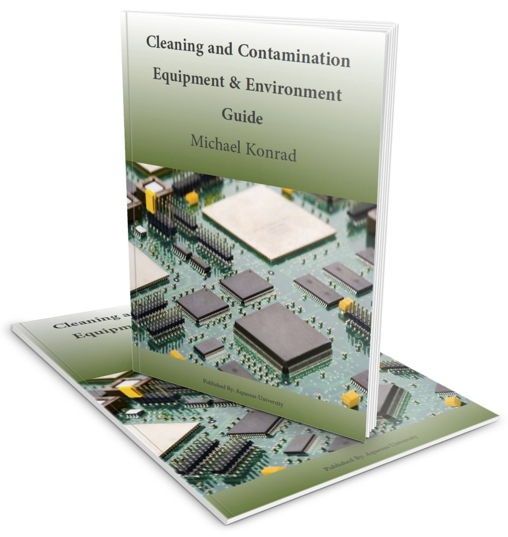 Cleaning and Contamination - Equipment and Environment Guide