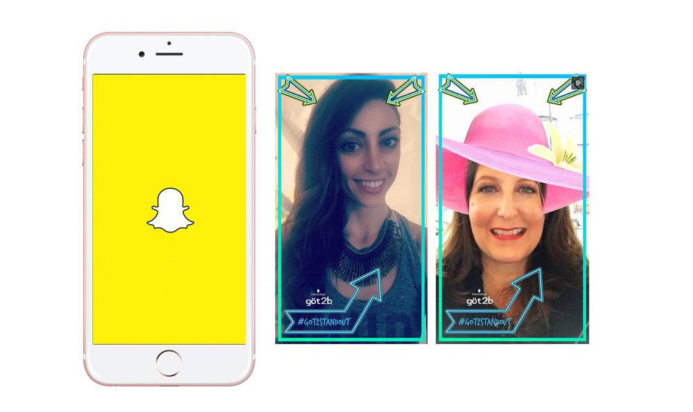Snapchat Geofilter Design