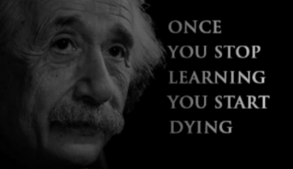 Albert Einstein. Photo Credit: http://motivational-inspirational-world.blogspot.com/