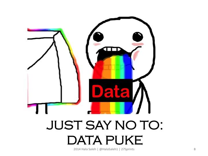 DataPuke