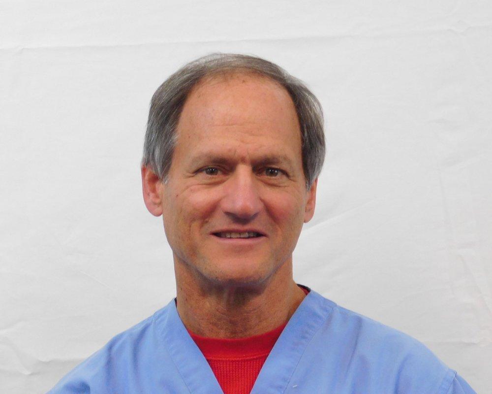 ER/Hospital Medical Director, Michael Newdow, M.D.