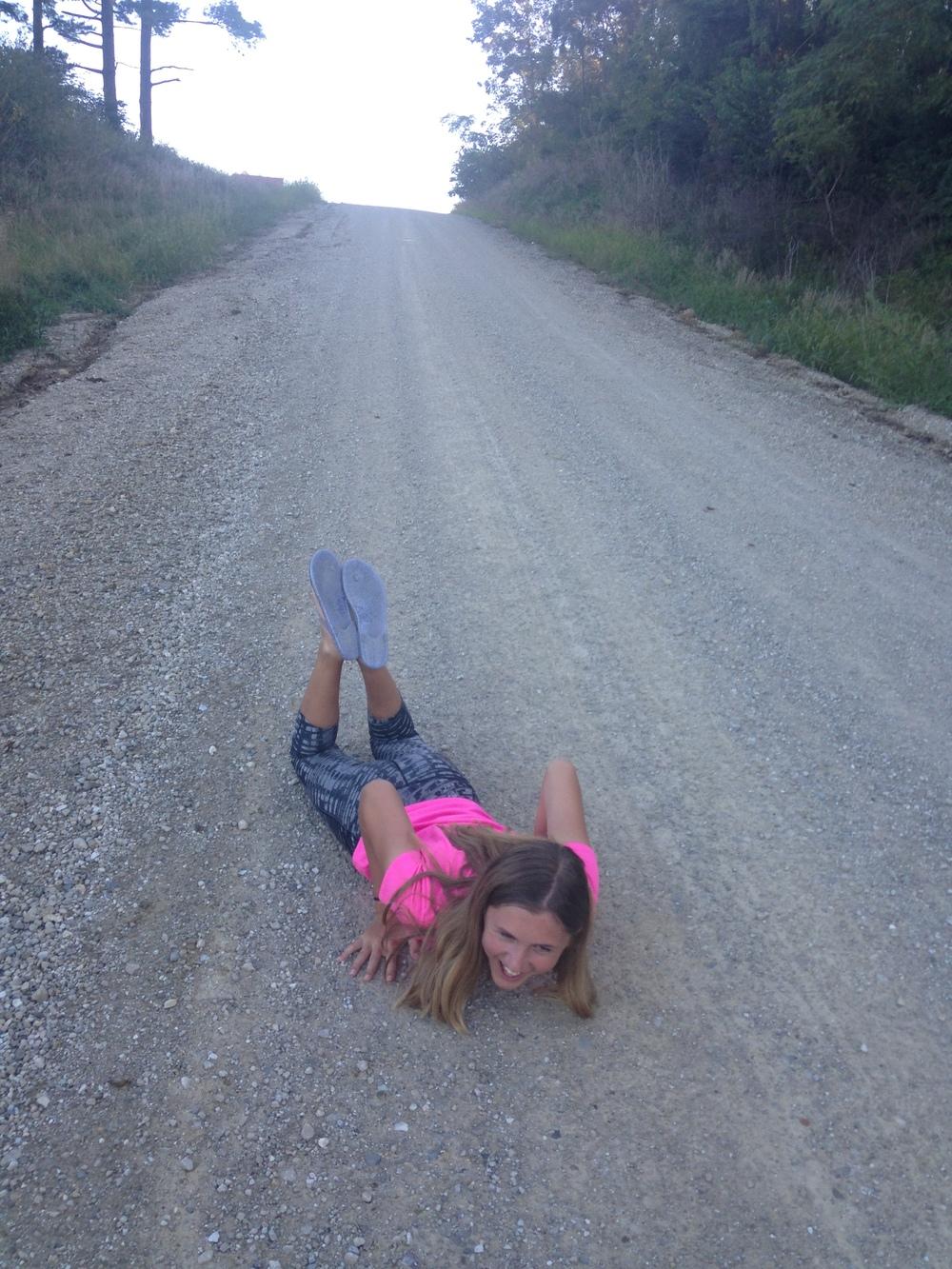 Ashlee-Stuck-in-Road.jpg