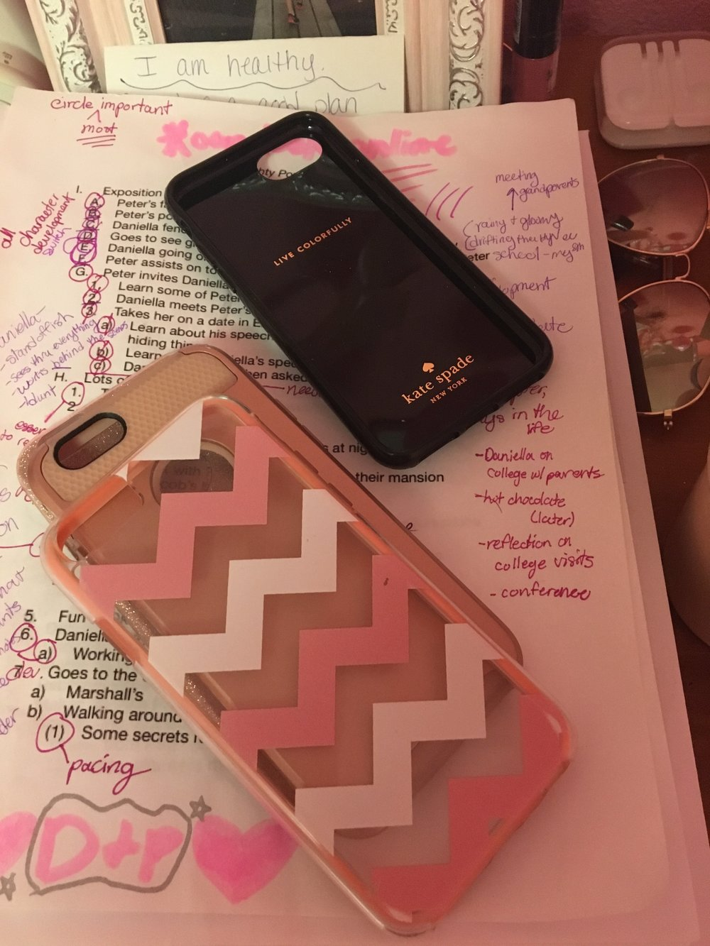 gotta have cute cases, too :) -