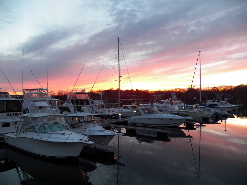 1 - Fantastic sunsets!