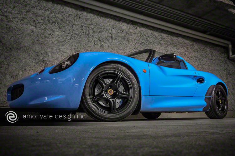 Hot Blue Elise II