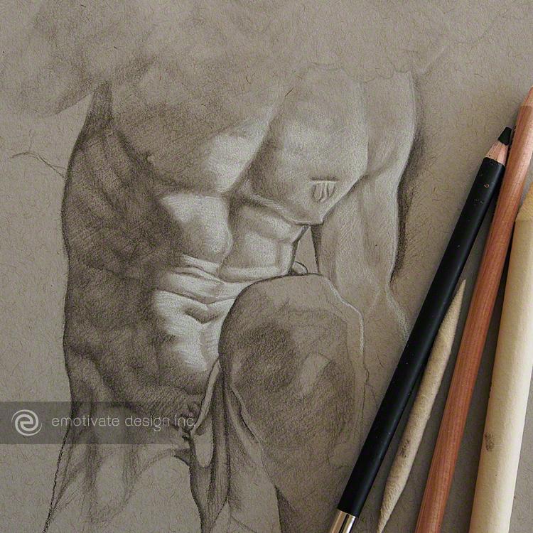 Gladiateur_Mourant_20170211_Sketch_06