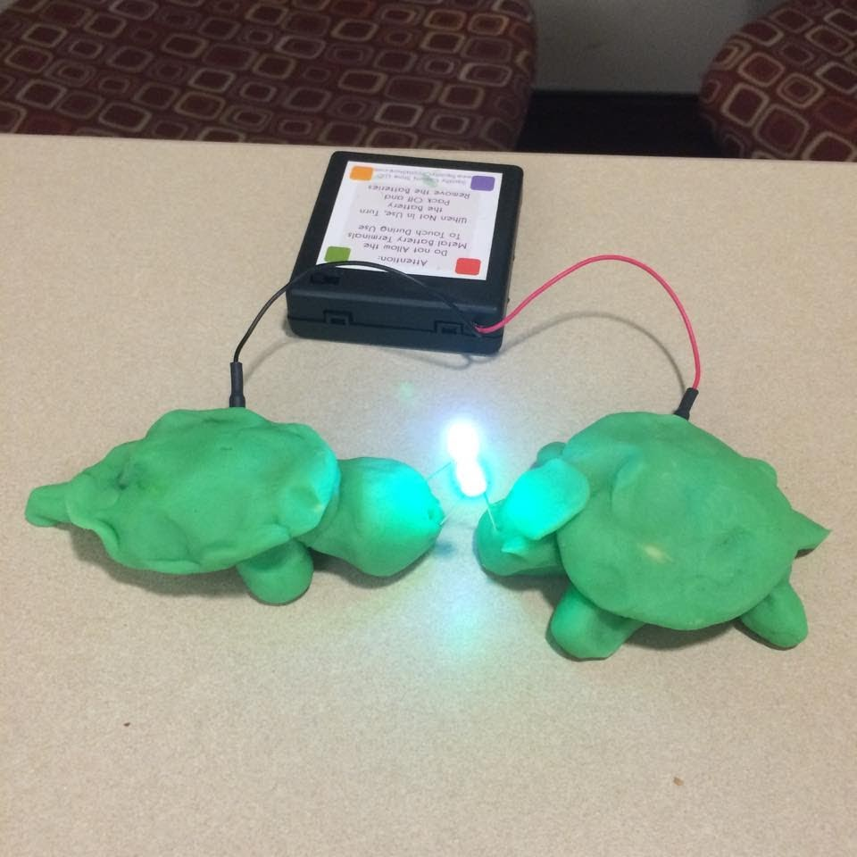 All Experiments Usc Science Outreach Handson Squishy Circuit Electricity For Kids Circuits