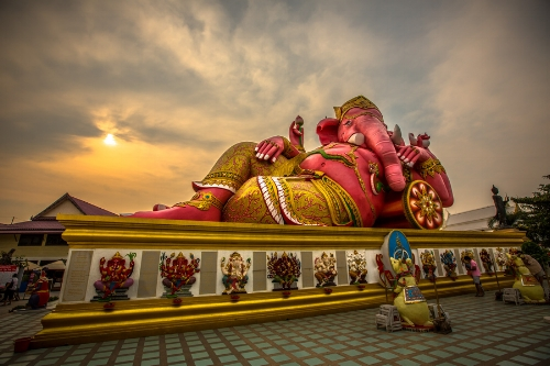 boy next door Ganesha