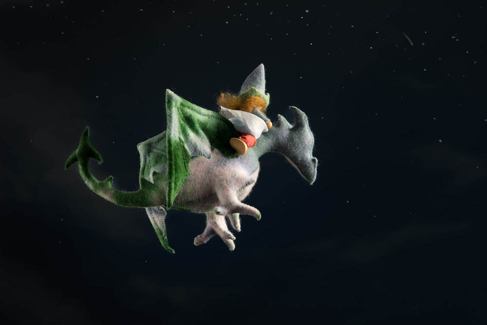 dragon riding