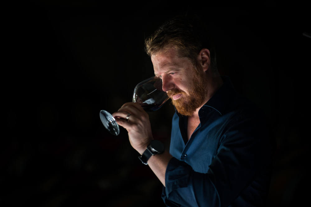 """Tim Heath at Cloudy Bay Wines  """"Thanks a lot for all your work, great stills"""".  -  Benoit Jehan  Sr. Producer 