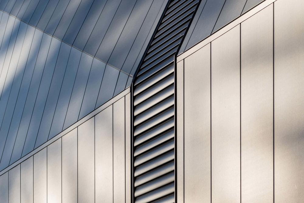 Zinc contours