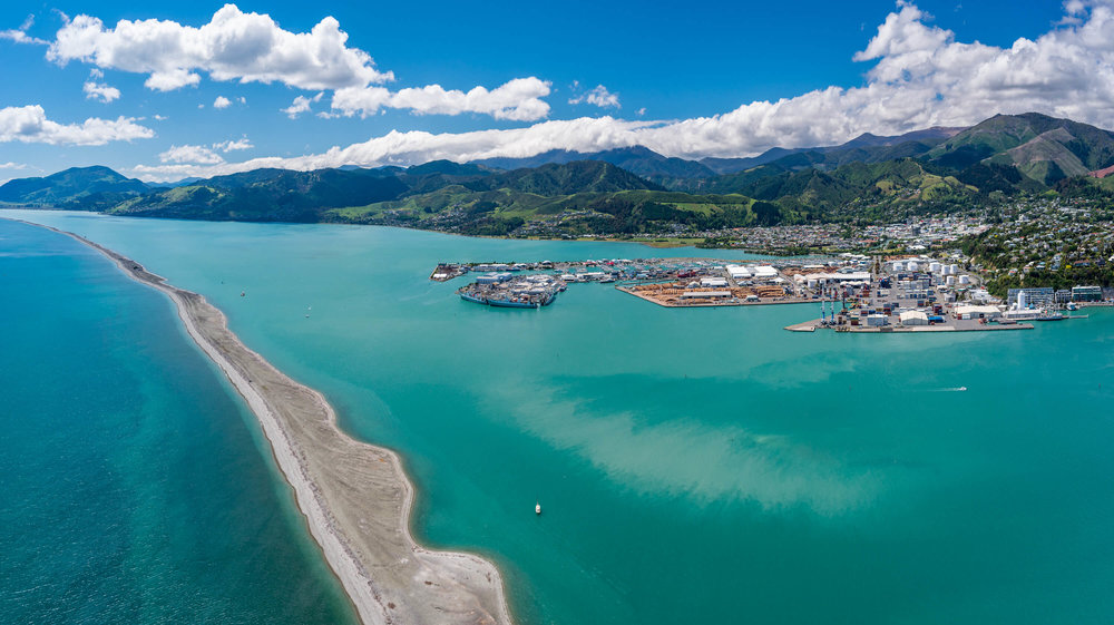 Nelson Harbour Pano