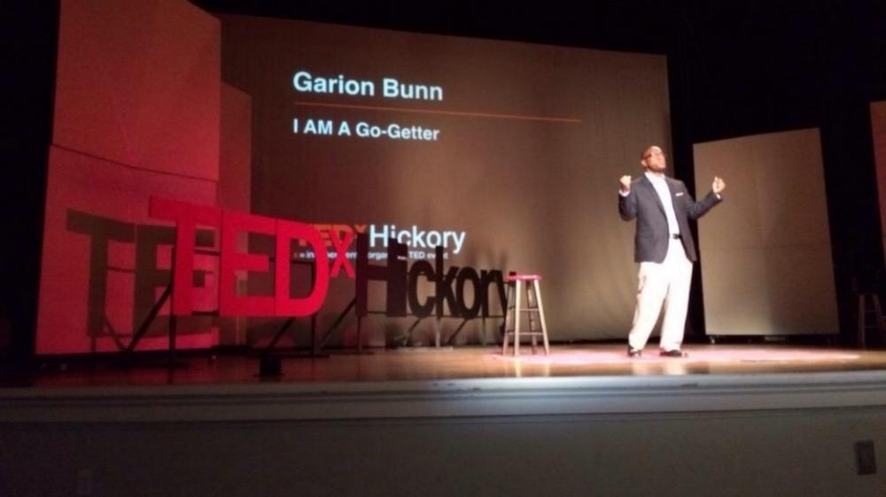 Garion Bunn TED Talk