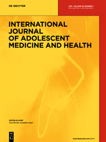 International Journal of Adolescent Medicine and Health_0.jpg