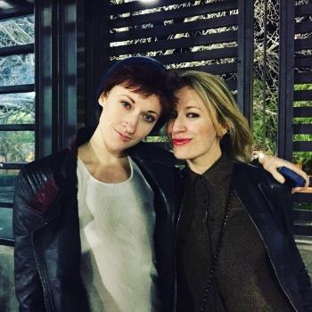 Languish: contemporary lesbian drama