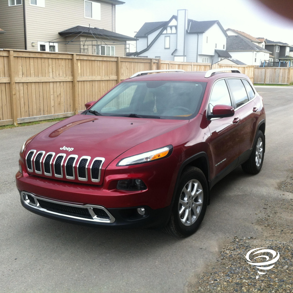 2015 Jeep Cherokee North (3.2L)