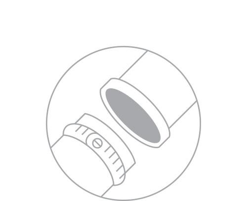 3. Open throttle body