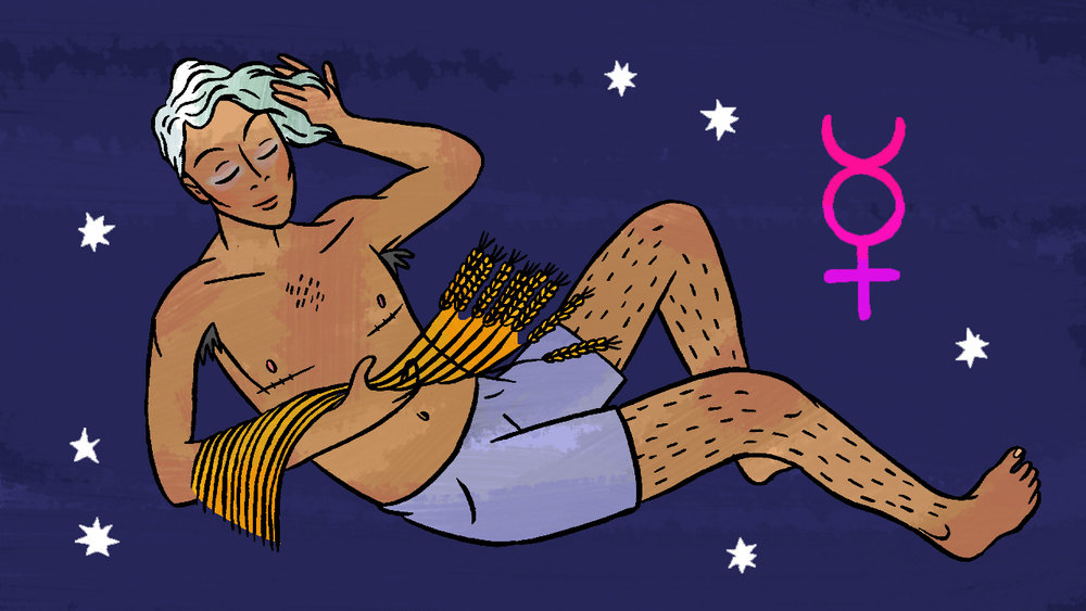 VIRGO:  FOR THEM.'S MONTHLY QUEER HOROSCOPES