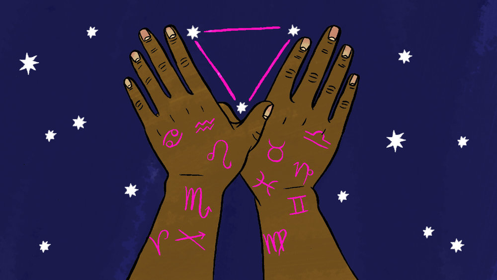 HEADER:  FOR THEM.'S MONTHLY QUEER HOROSCOPES