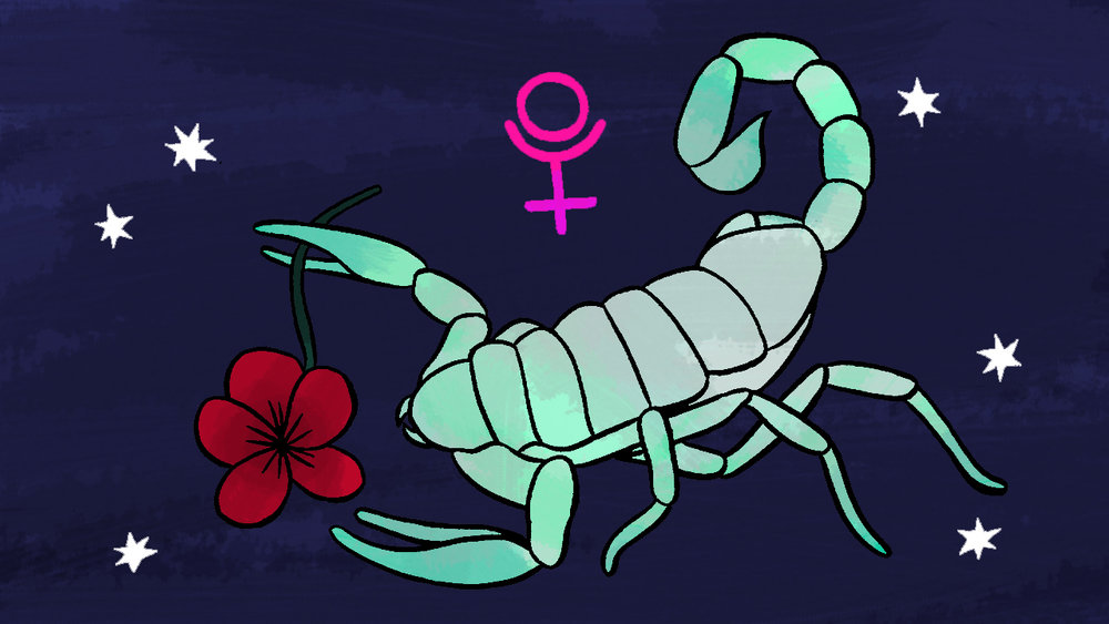 SCORPIO:  FOR THEM.'S MONTHLY QUEER HOROSCOPES