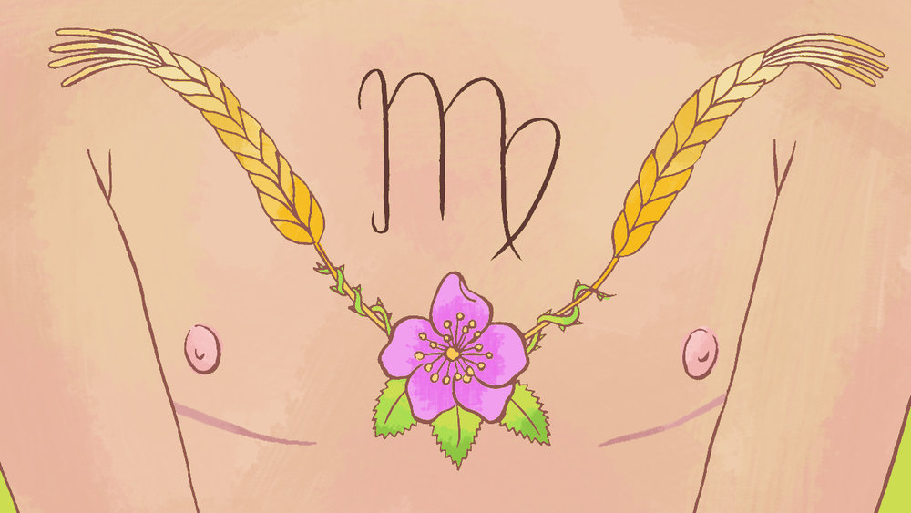 SUN IN VIRGO:  FOR THEM.'S MONTHLY QUEER HOROSCOPES