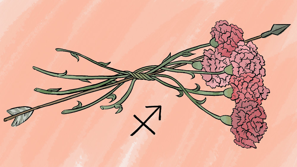 SUN IN SAGITTARIUS:  FOR THEM.'S MONTHLY QUEER HOROSCOPES