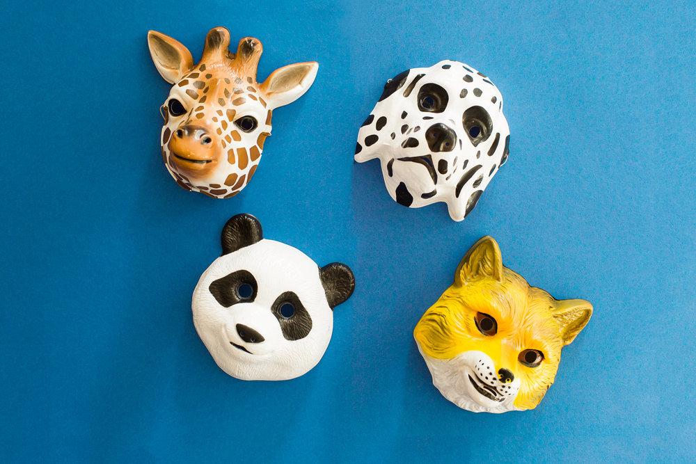 prop-hire-photo-booth-brisbane-wedding-animal-masks-fox-panda-giraffe-dog-plastic-funny.jpg